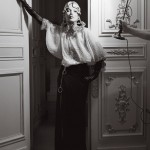 Kate Moss Givenchy Ritz pictorial