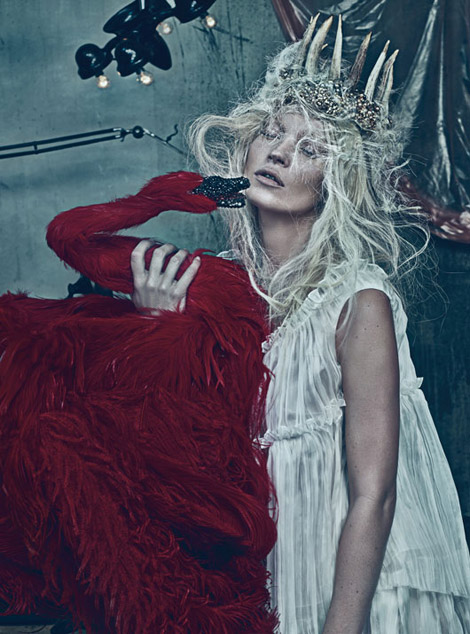 Kate Moss The Good W Magazine