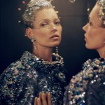 Kate Moss Vogue photo Ritz pictorial