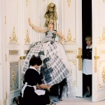 Kate Moss at the Ritz for Vogue