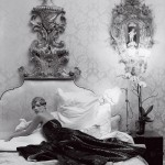 Kate Moss couture pictorial US Vogue
