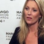 Kate Moss Mango awkward interview