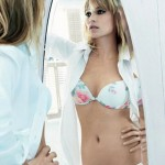 Kate Moss underwear Valisere ad campaign