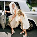 Kate Moss wedding dress Manolo shoes