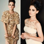 Katie Holmes Harper s Bazaar Russia October 2012