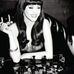 Katy Perry new ghd campaign by Ellen von Unwerth