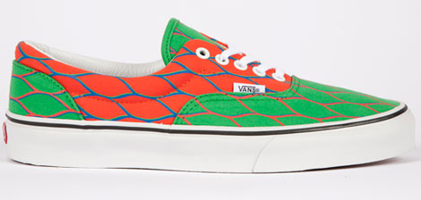 Kenzo Vans Sneakers collection