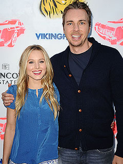 Kristen Bell pregnant with fiance Dax Shepard