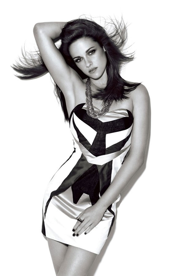 Kristen Stewart Glamour UK photo