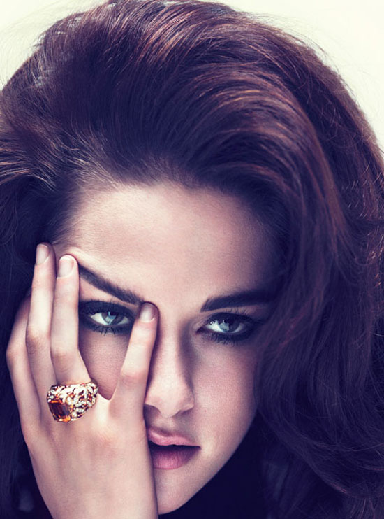 Kristen Stewart W September 2011 Mert and Marcus
