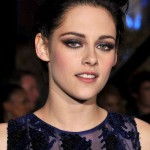 Kristen Stewart makeup Twilight Breaking Dawn premiere