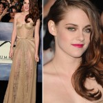 Kristen Stewart s See through dress Twilight premiere
