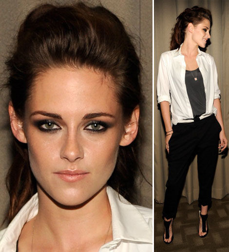 Kristen Stewart s new hairdo