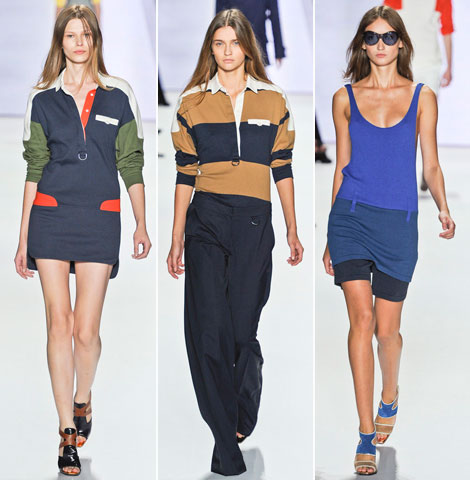 Lacoste Spring Summer 2012 Collection