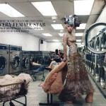 Lady Gaga Vanity Fair amazing laundry picture