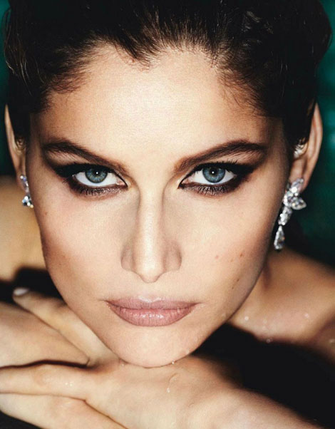 Laetitia Casta Vogue Paris May 2012 picture
