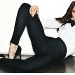 Laetitia Casta styled by Emmanuelle Alt for Vogue Paris May 2012