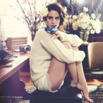 Lana Del Rey Vogue Australia October 2012