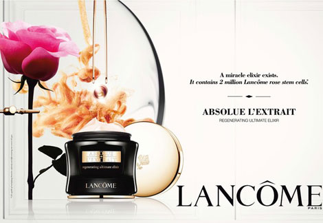 Lancome Rose Stem Cells beauty elixir