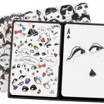 Lanvin Faces Playing Cards two decks