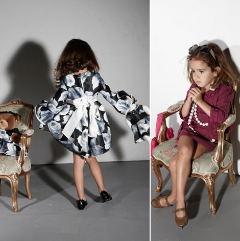 Lanvin Resort 2012 children
