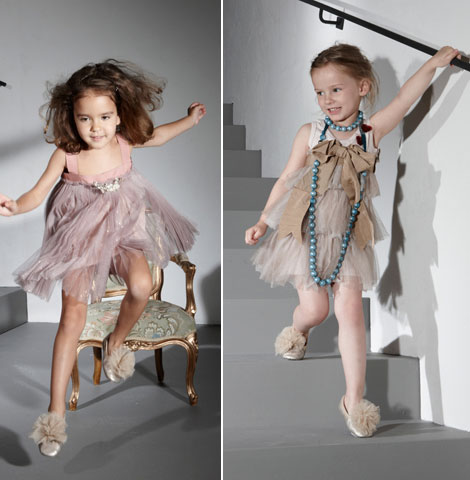 Lanvin children collection resort 2012