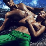Lara Stone Calvin Klein Jeans Spring Summer 2012 Ad Campaign