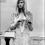 Lara Stone Vogue UK November 2010 1