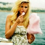 Lara Stone Vogue UK November 2010