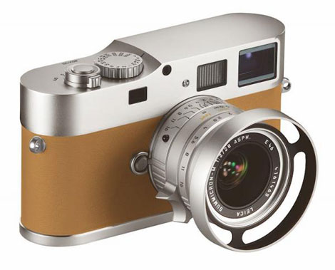 Leica M9 P Hermes fashion camera