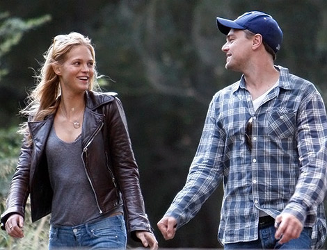 Who's Leonardo DiCaprio's Girlfriend Now? Erin Heatherton!