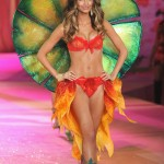 Lily Aldridge Victoria s Secret 2012 Fashion Show in Bloom