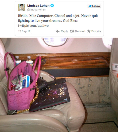 Dreams Are Made Of: Hermes Birkin Bag, Apple Laptop, Chanel Chain Bag