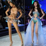 Liu Wen Sui He 2011 Victoria s Secret Fashion Show