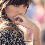 Lou Doillon for Free People fall