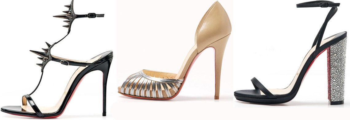 Louboutins 2012 collection