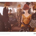 Louis Vuitton Fall Winter 2012 2013 ad campaign