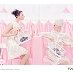 Louis Vuitton Spring Summer 2012 ad campaign by Steven Meisel