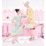 Louis Vuitton Spring Summer 2012 campaign