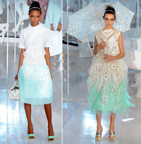 Louis Vuitton Spring Summer 2012