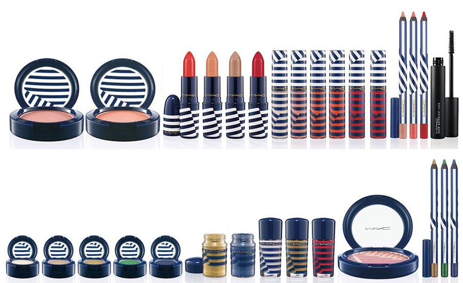 MAC Hey Sailor makeup complete collection