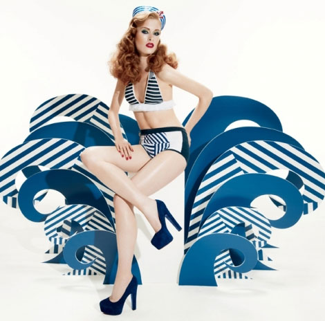 MAC Sailor Makeup collection 2012