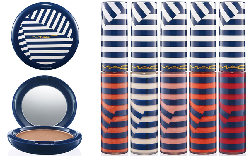 MAC sailor makeup