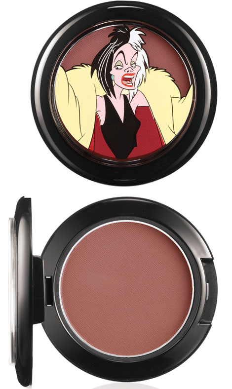 MAC Cruella De Vil Makeup