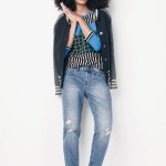 Madewell fall 2012 campaign Solange Knowles