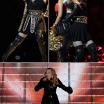 Madonna s outfits for Super Bowl halftime performance