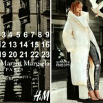 Maison Martin Margiela H and M collection ad campaign