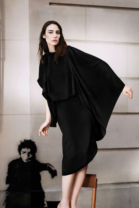 Maison Martin Margiela H&M Collection Ad Campaign