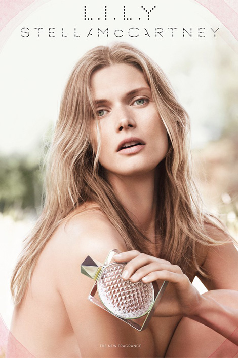 Malgosia Bella L I L Y perfume by Stella McCartney