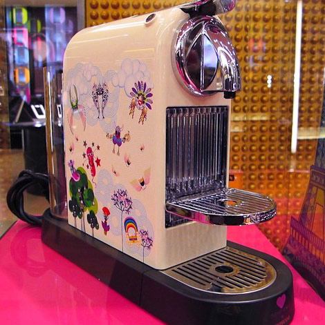Manish Arora for Nespresso CitiZ